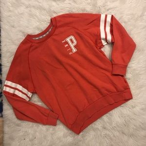 Pink VS sweatshirt